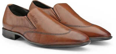Lee Cooper Mens Formal Slip On(Tan)