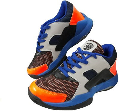 Port Court Basketball Shoes(Multicolor)