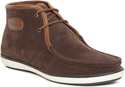 Duke Boots(Brown)