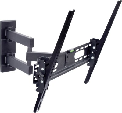 MX Heavy Duty Moving Arm Lcd Monitor Stand 26 To 55 180 Degree Rotation Led Wall Bracket Holder Full Motion TV Mount