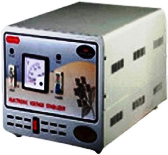 V Guard VGMW 500 DIG Voltage Stabilizer(Black, Red)