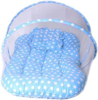 Aayat Kids Cotton Bedding Set(Blue)