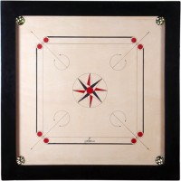OSEL OSEl Club4 MM 33 inch Carrom Board(Multicolor)