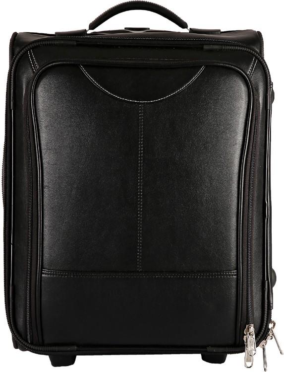 Abloom ABLM1515 Medium Briefcase - For Men(Black)