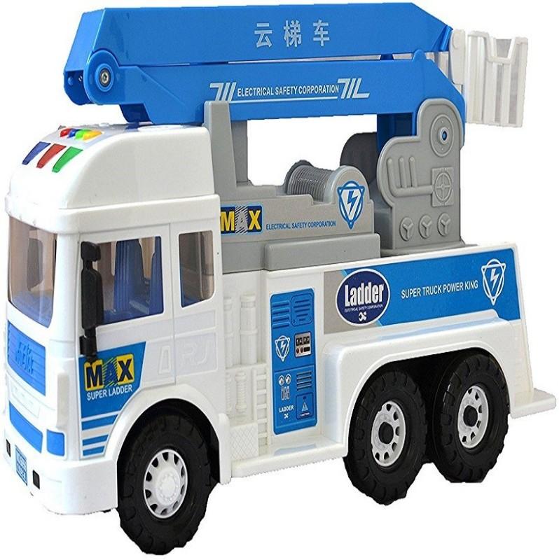 Taaza Garam kids high quality RC Toys musical inertial ladder...