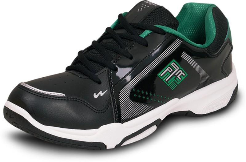 Campus CPS Running Shoes(Black, Green)