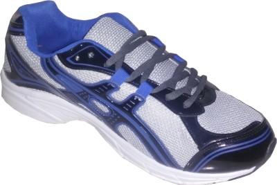 6four shoes Lace Up(Blue, White)