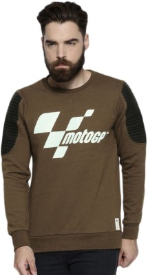 Roadster Full Sleeve Printed Men's Sweatshirt at flipkart