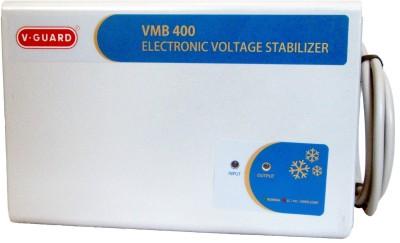 V Guard VMB 400 Voltage Stabilizer(Black, Red)
