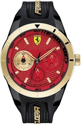 Scuderia Ferrari 0830386 Analog Watch - For Men