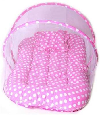 Aayat Kids Cotton Bedding Set(Pink)