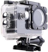 Benison India    Full HD 12MP 1080P Black Helmet Waterproof Cam Holder Sports & Action Camera(Black)