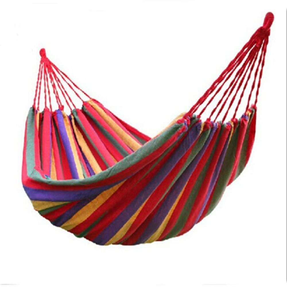 View IRIS Cotton Hammock(Red, Yellow) Furniture (IRIS)