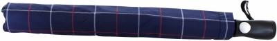 Sun Brand Commander 1- Big Size 2 Fold (Men UV Protective) Umbrella(Blue, Red)