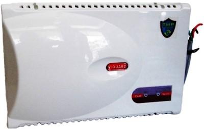 V Guard V 400 DIG Voltage Stabilizer(Black, Red)