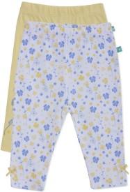 MINI KLUB Legging For Girls(Multicolor Pack of 2)