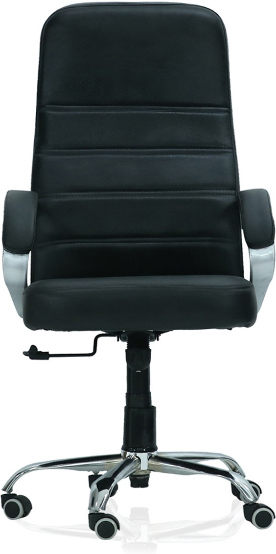 View Green Soul London Leatherette Office Chair(Black) Furniture (Green Soul)