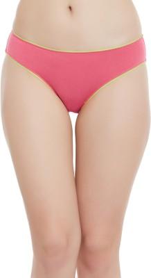 Clovia Women's Bikini Pink Panty(Pack of 1) at flipkart
