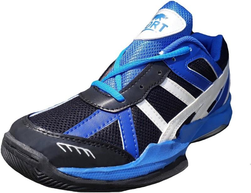 Port Fielders Basketball Shoes(Blue)