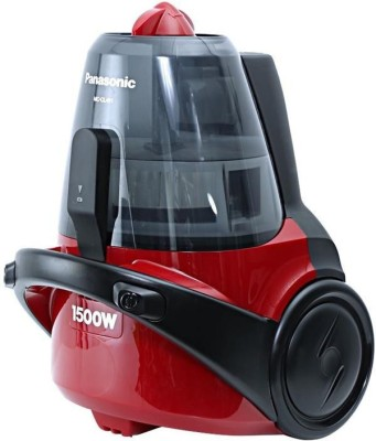Panasonic MC-CL 163DL4X Dry Vacuum Cleaner(Red and Black)