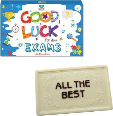 Bogatchi Good Luck Wishes Bars(Pack of 1, 70 g)