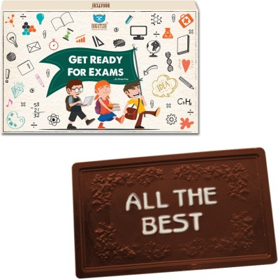Bogatchi Ready for Exams Choco Bars(Pack of 1, 70 g)