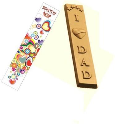 Bogatchi I Love Dad Bar Bars(Pack of 1, 30 g)