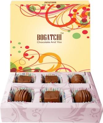 Bogatchi Elegant Hexad Crackles(Pack of 1, 60 g)