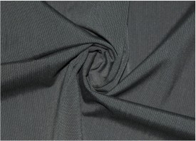 V WALKERS Lycra Solid Trouser Fabric(Un-stitched)