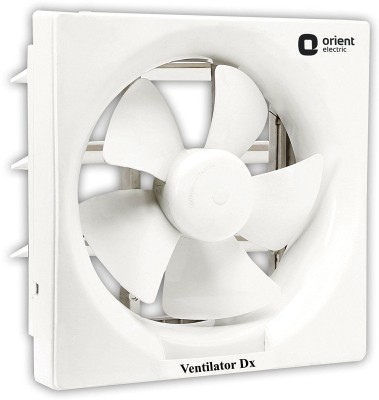 Orient VENTI 10 INCHES 6 Blade Exhaust Fan(Peppy Red)
