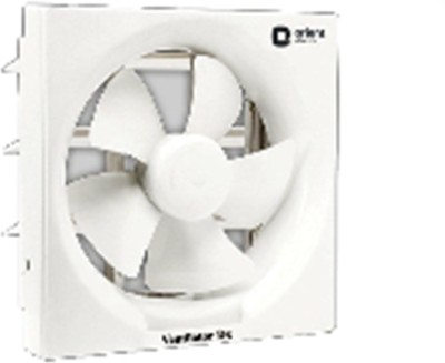 Orient VENTI 8 INCHES 5 Blade Exhaust Fan(Peppy Red)