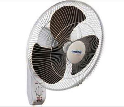 Orient WALL 47 3 Blade Wall Fan(Peppy Red)