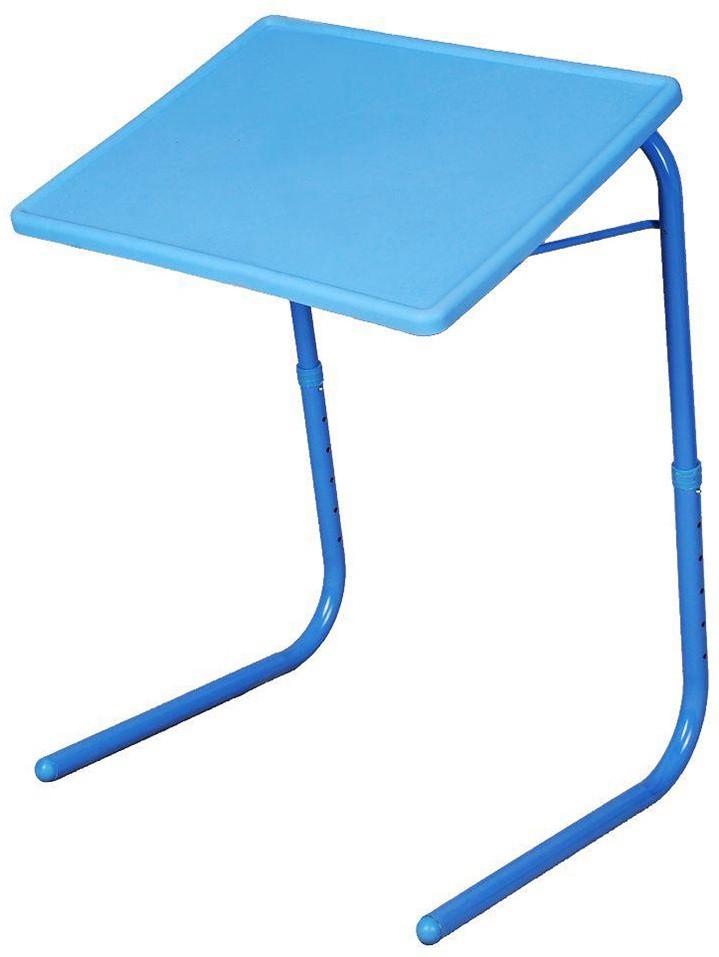 View Shrih Plastic Study Table(Finish Color - Blue) Furniture (Shrih)