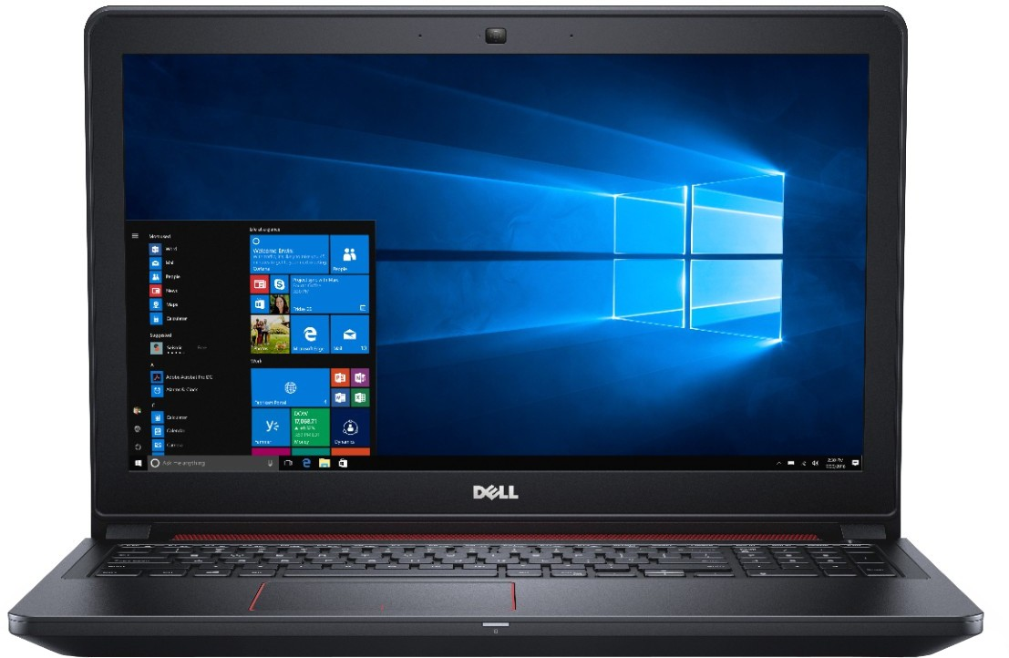 View Dell 5000 Core i5 7th Gen - (8 GB/1 TB HDD/Windows 10 Home/4 GB Graphics) 5577 Notebook(15.6 inch, Black) Laptop