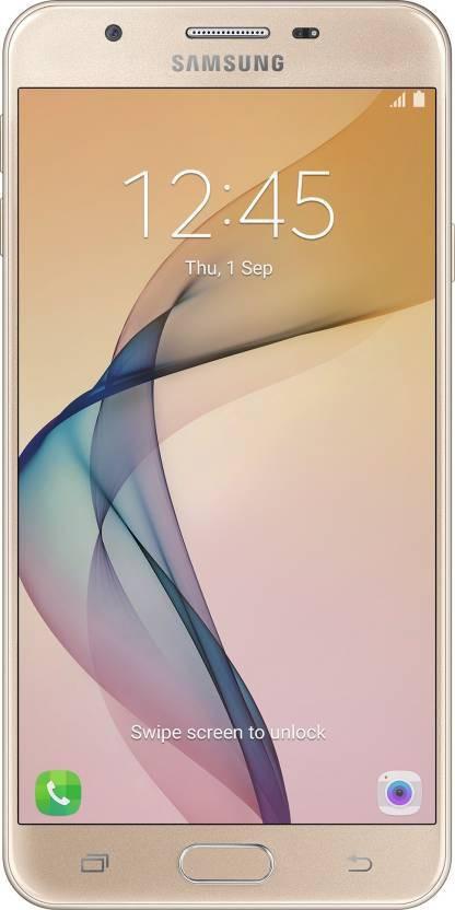 View Samsung Galaxy J5 Prime (Gold, 32 GB)(3 GB RAM) Mobile Price Online(Samsung)