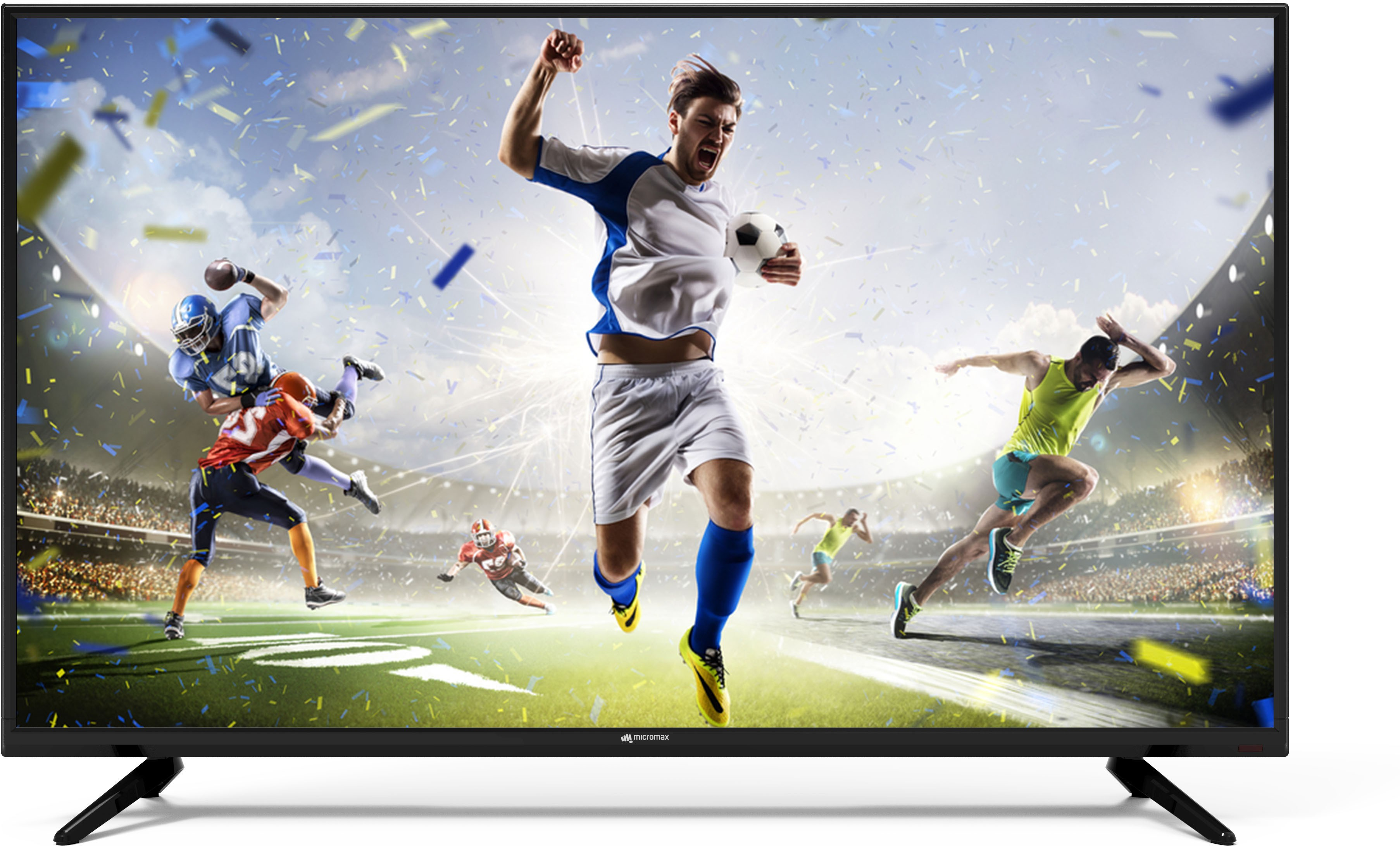 View Micromax 50cm (20) HD Ready LED TV(20A8100HD, 1 x HDMI, 1 x USB)  Price Online