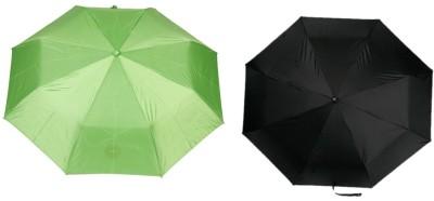 Ellis EPCUML004A Umbrella(Green, Black)