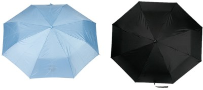 Ellis EPCUML006A Umbrella(Sky Blue, Black)
