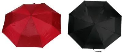 Ellis EPCUML010A Umbrella(Red, Black)