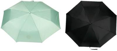 Ellis EPCUML005A Umbrella(Light Green, Black)