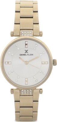 Daniel Klein DK11328-3 Analog Watch - For Women