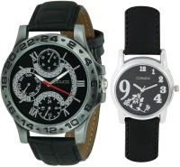 Crude rg542 Analog Watch  - For Couple
