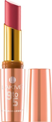 Lakme 9 to 5 Creaseless Creme Lip Color(3.6 g, CP6 Candy Commission)