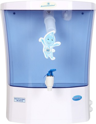 Kelvinator Essenciaa 7.5 L RO + UF Water Purifier(Blue)