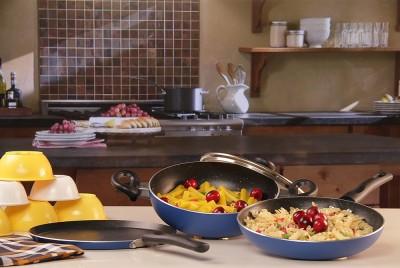 Surya Accent Granito Cookware Set(Aluminium, 3 - Piece) at flipkart