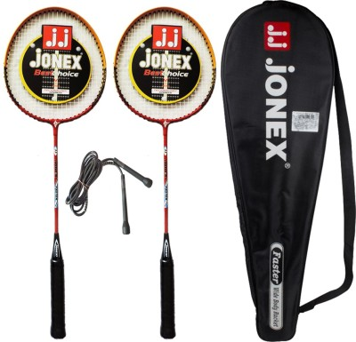 Jonex Go Play faster badminton and skipping rope combo Badminton, Gym & Fitness, Cycling Kit