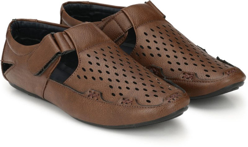 SHOE DAY Men BROWN Sandals