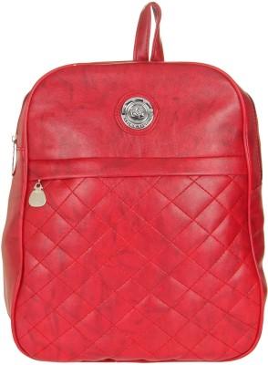 JG Shoppe Model2931 10 L Backpack(Red)