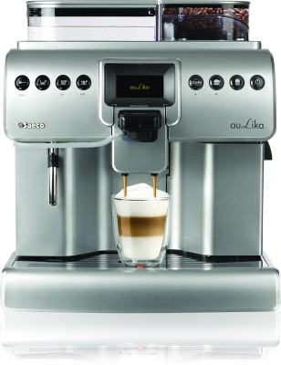 Saeco Aulika Focus Coffee Machine 25 Cups Coffee Maker(Silver)