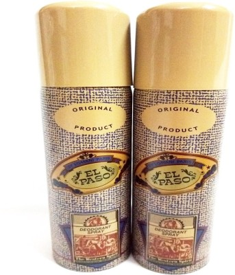Lomani EL PASO Deodorant Spray  -  For Men(400 ml) at flipkart